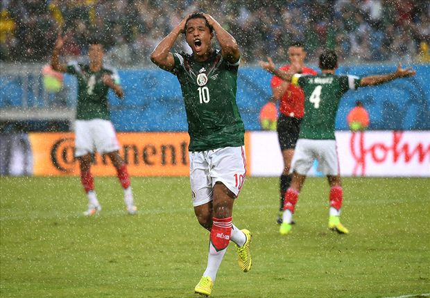Man of the Match: Giovani dos Santos shines for Mexico vs. Cameroon