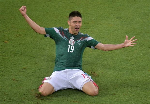Tom Marshall: Who doubts Mexico at 2014 World Cup now?