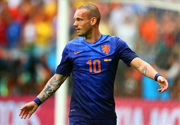 Sneijder valt vlak voor wedstrijd uit