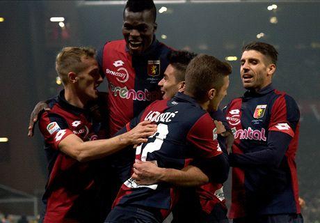 Genoa-Crotone LIVE! 1-0, Simeone