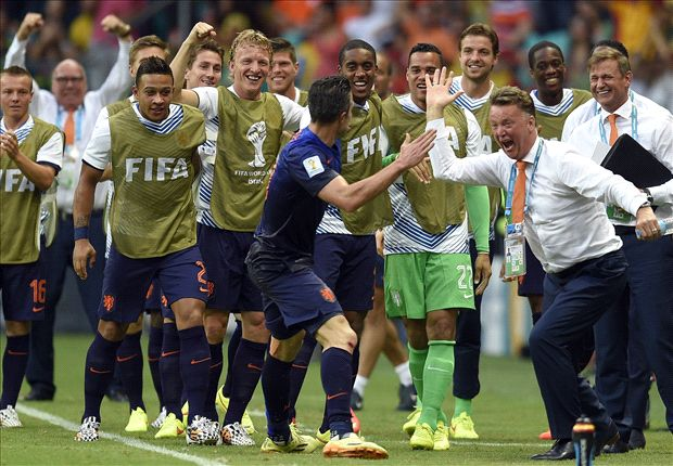Van Gaal: No one would have dreamed Spain rout