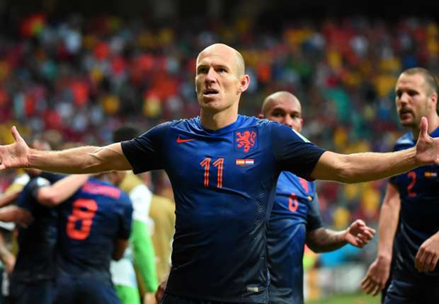 Robben & Van Persie confound critics to produce World Cup performance for the ages