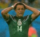 Chicharito benched again by Mexico