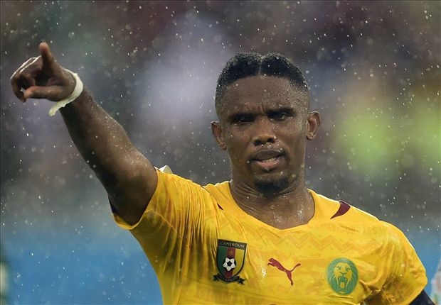 Eto'o could play another World Cup, says Finke