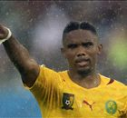 Eto'o announces Cameroon retirement