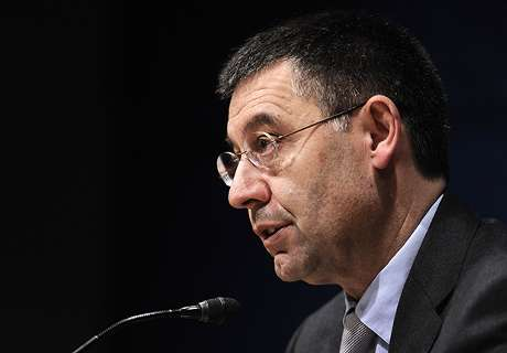 Bartomeu hints at more Barca signings
