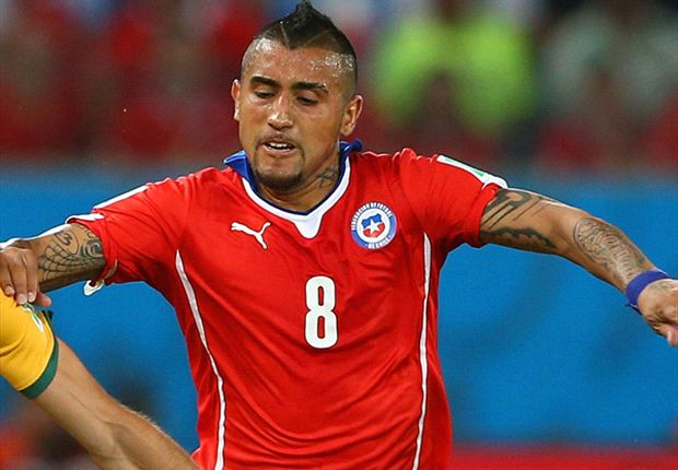 Vidal and 'suicidal' Chile all set for dream clash with Spain