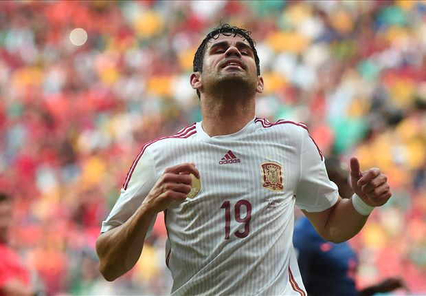 Diego Costa: Spain will learn from Netherlands defeat