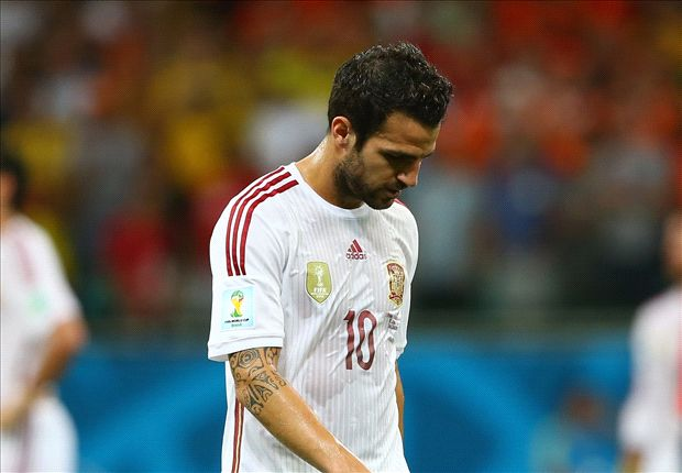Fabregas: Arsenal fans' reaction to Chelsea move won't hurt me