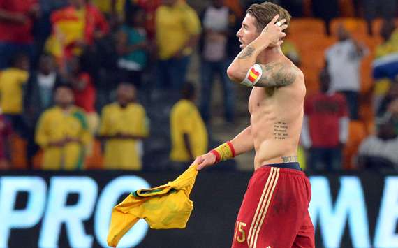 The end for Spain? That's crazy - Ramos