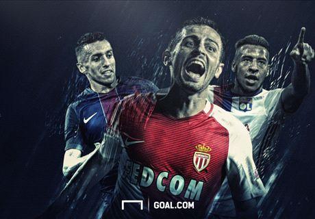 Los mejores sub23 de la Ligue 1