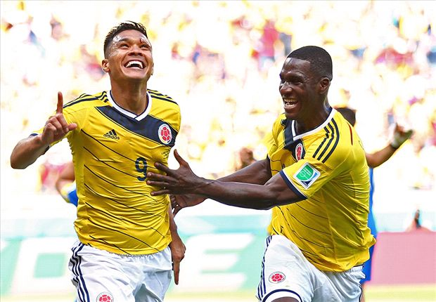 Colombia's collective strength suggests a bright future - even without Falcao