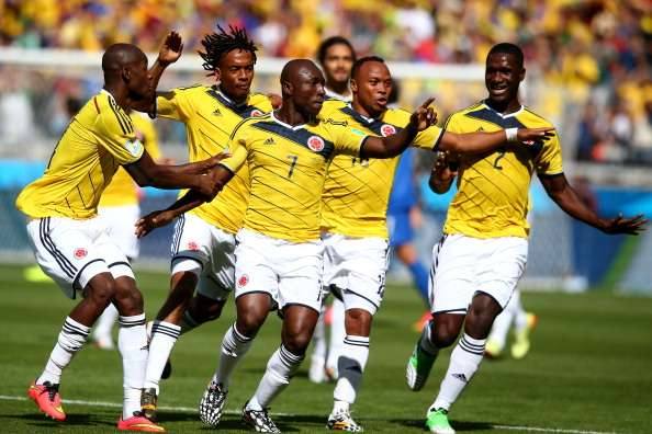 Agen Bola - Kolombia Bidik Gelar Juara