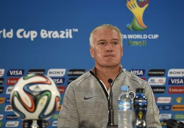 Agen Bola - Didier Deschamps Enggan Remehkan Jerman