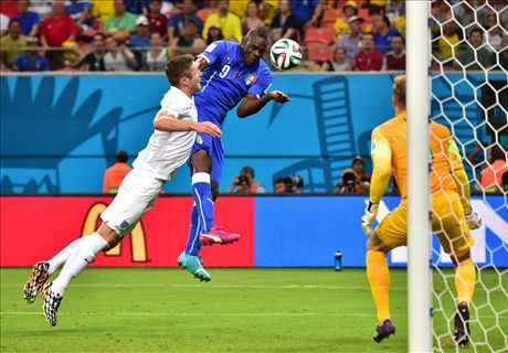 Balo proves he is Italy's main man