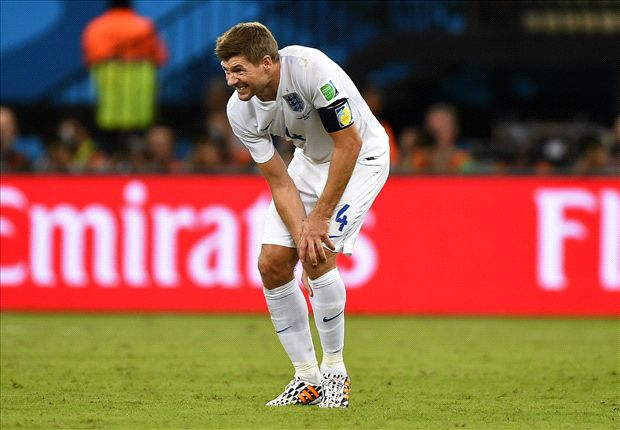 Gerrard: England are not out of it yet