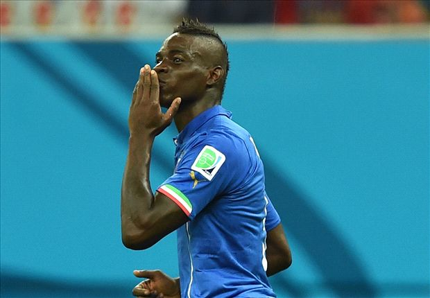 Balotelli tells World Cup: You all must fear Italy