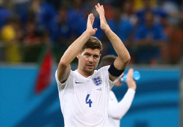 Gerrard 'irreplaceable' for England - Henderson