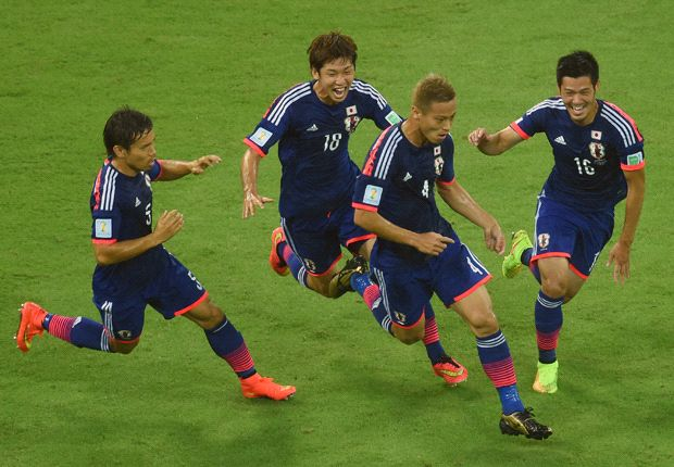 Japan - Greece Betting Preview: Back Honda to sink Santos' struggling side