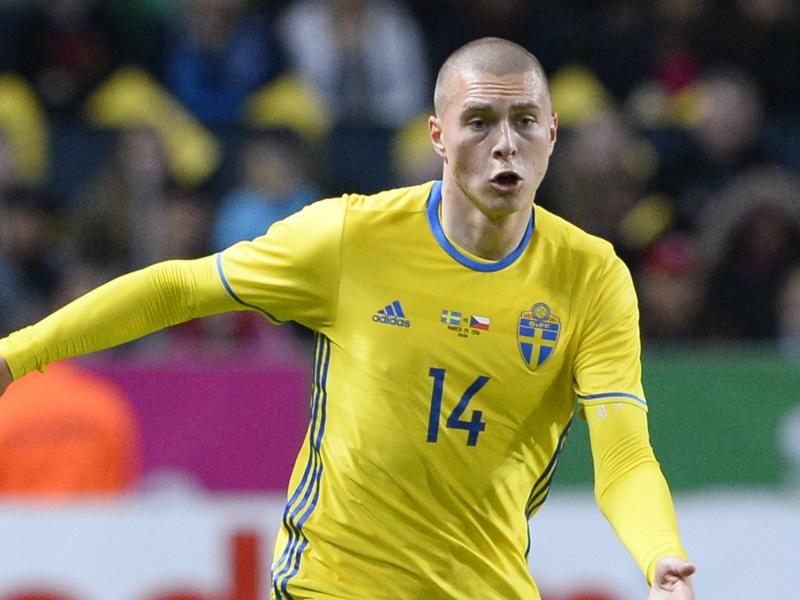 Victor Lindelöf élu joueur suédois de l'année
