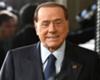 Il presidente del Milan, Silvio Berlusconi
