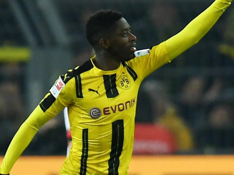 """Ousmane Dembélé a vécu """"le plus grand moment"""" de sa carrière à Dortmund"""