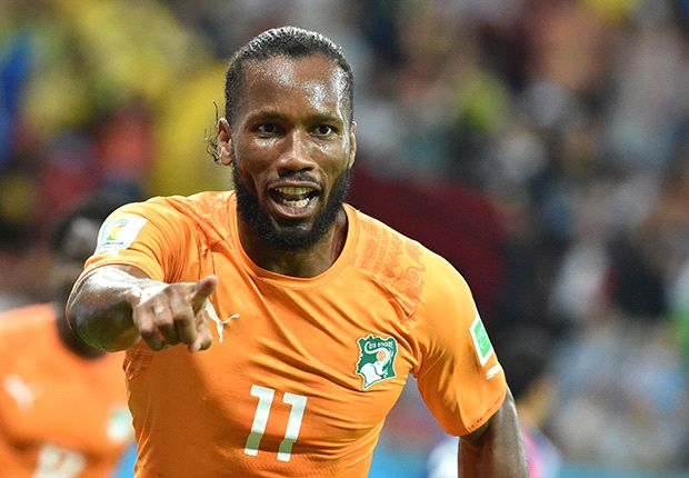 Cote d'Ivoire icon Drogba announces international retirement