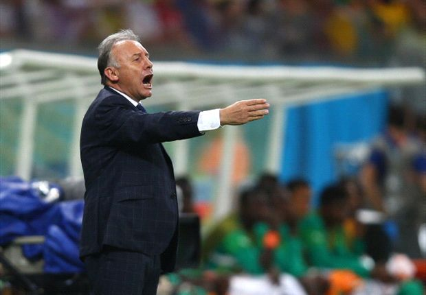 Zaccheroni: Japan lacked aggression