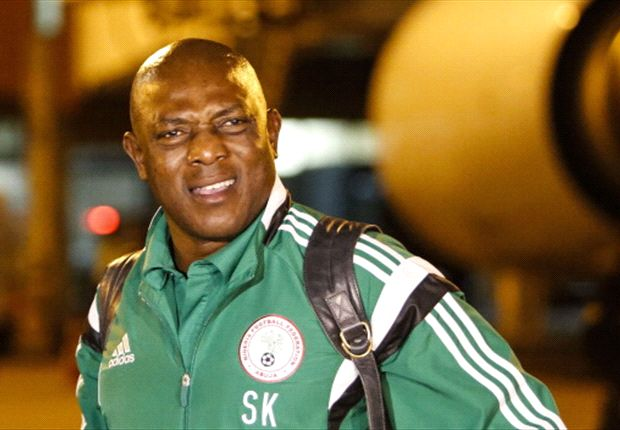 Keshi vows to 'put a smile on Nigerian faces' after difficult week