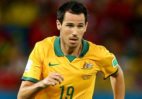 Aussie-verdediger: