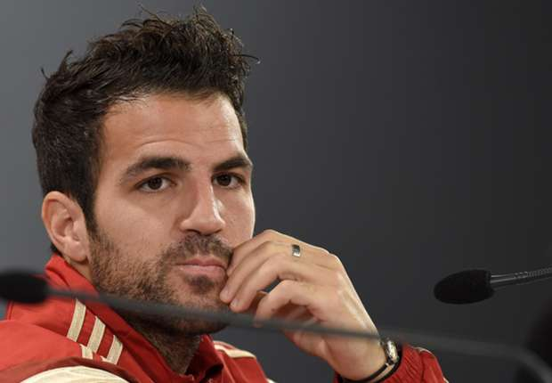 Fabregas: Spain must recover and dominate Chile