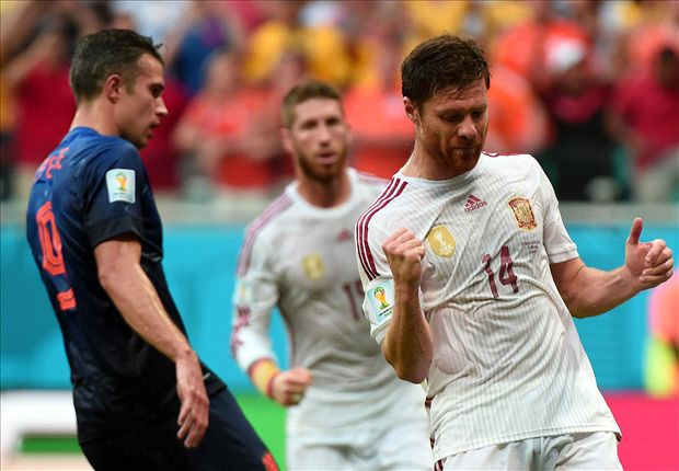 Xabi Alonso: Spain must fight or go home