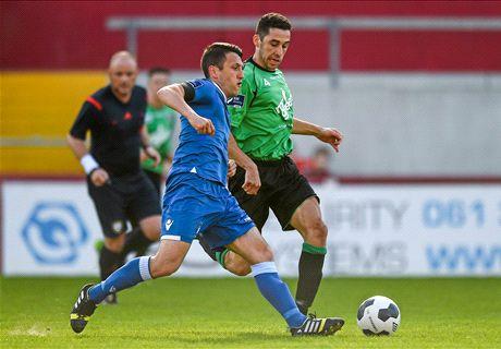 Match Report: Bohemians 2-0 Limerick