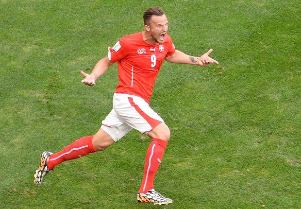 World Cup winner will be tough to match - Seferovic
