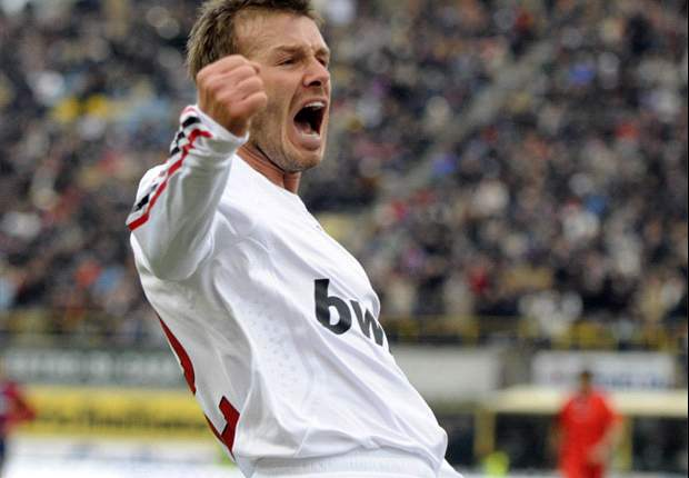 Milan And Los Angeles Galaxy To Share David Beckham – Report