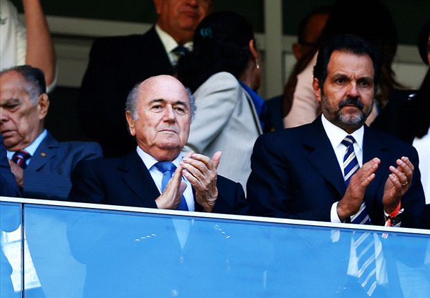 Blatter: Suarez bite was 'not fair play'