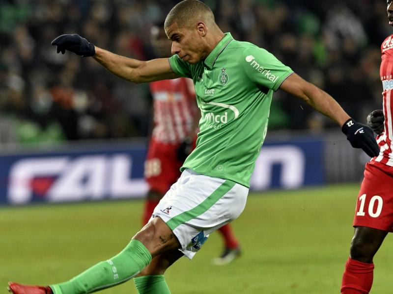 Saint-Etienne-Nancy (0-0), Saint-Etienne reste muet