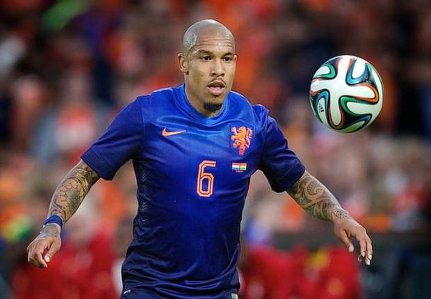 Netherlands must forget 'euphoria' of Spain thrashing - De Jong