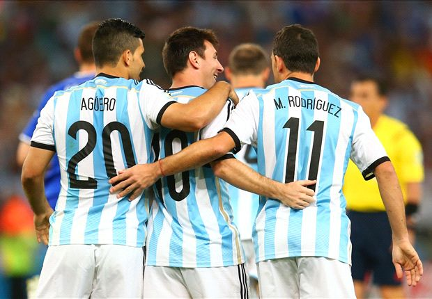 Messi's goals against Bosnia was awesome - Aguero