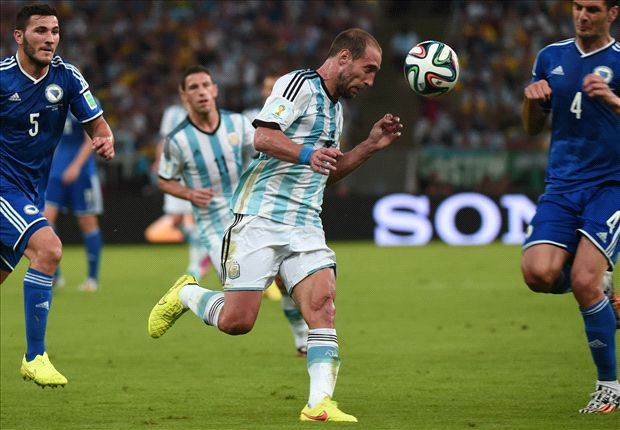 Zabaleta: It's now life or death for Argentina