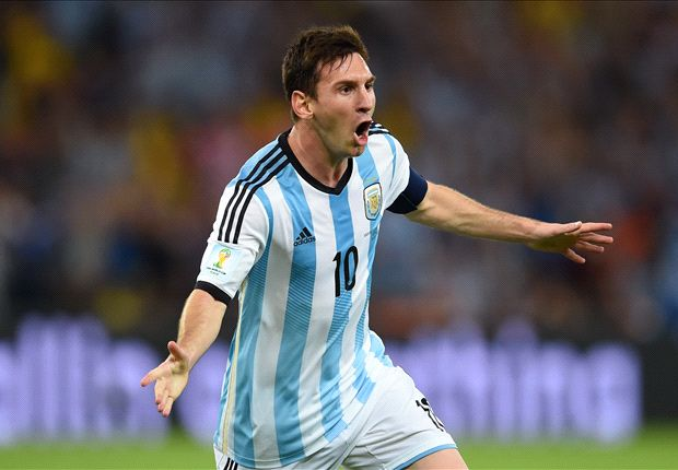 Argentina 2-1 Bosnia-Herzegovina: Messi magic lights up Maracana