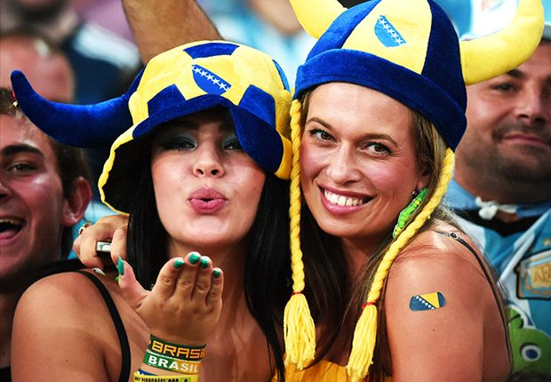 World Cup in Pictures: Matchday 4