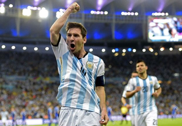 We used Messi better in second half - Sabella