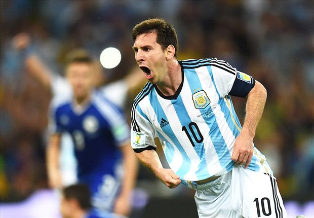 World Cup Team of the Group Stage: Messi, Neymar and Robben join fearsome selection