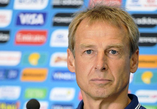 Klinsmann giving silent treatment to close friend Low