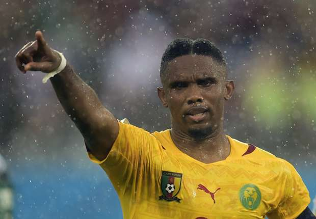 Who is Africa's best striker at World Cup 2014?