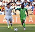 Five Strikers for Nigeria in 2015