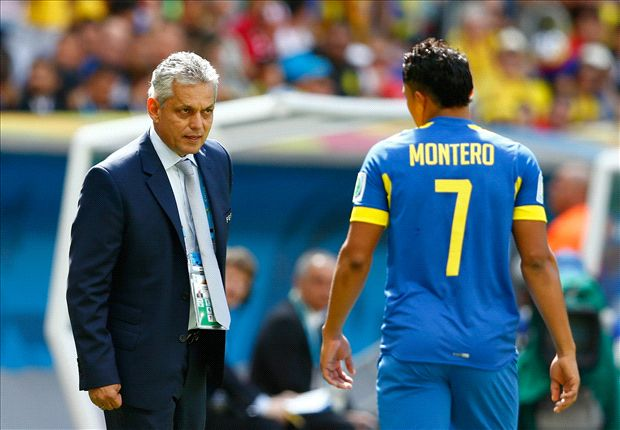'Emotional' Ecuador were naive against Switzerland - Rueda