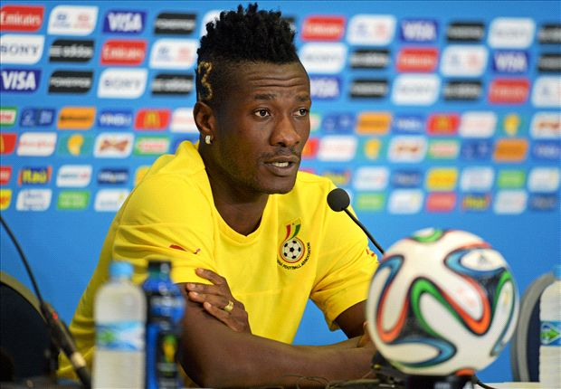 Ghana enjoy being World Cup underdogs, says Gyan