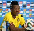 Gyan: Ghana enjoys being underdog